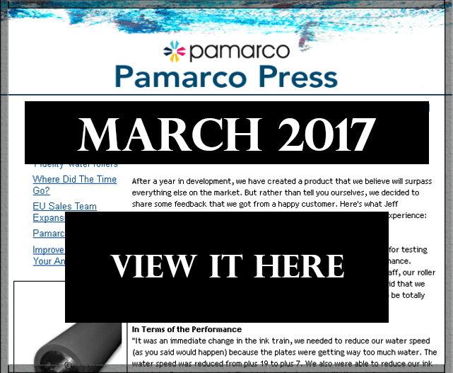 Newsletter Pamarco Press MARCH 2017 - thumb